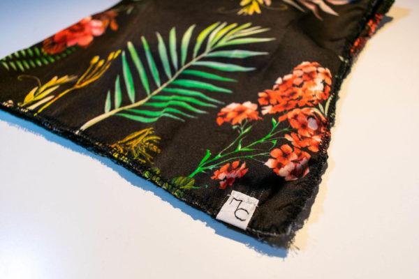 Pañuelo tropical