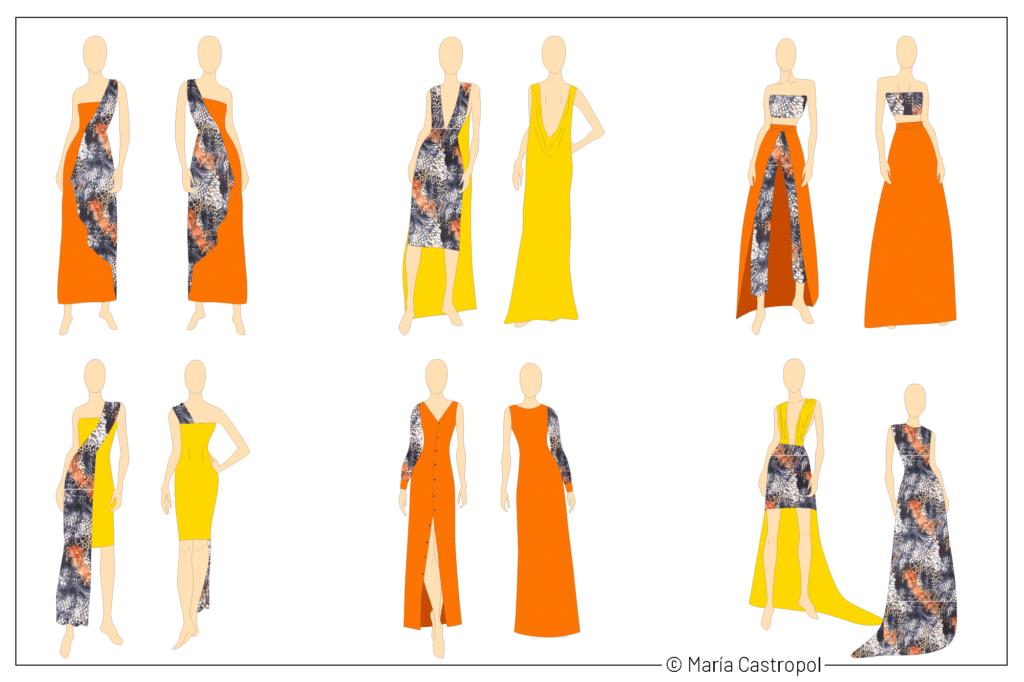 Diseños colección Volvorella