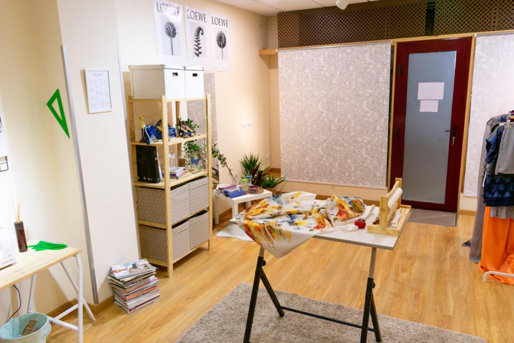 nuestro atelier