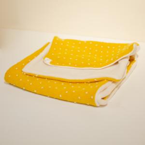 Bufanda amarilla